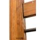 Holzkastenregal