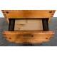Schubladenschrank aus einem alten Turnmöbel