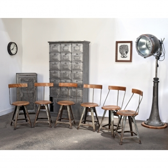 6 Rowac Stühle