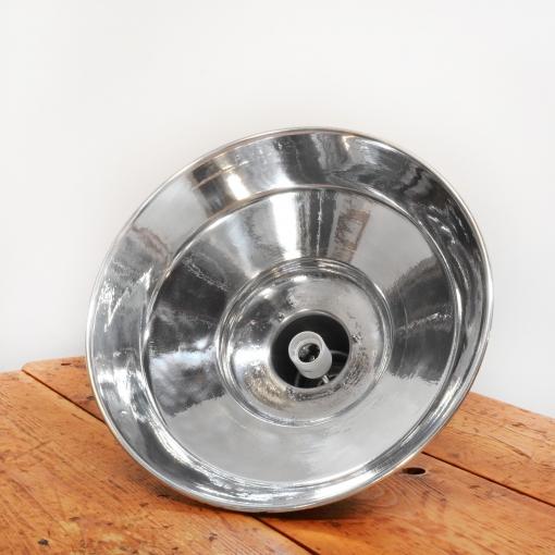 Industrielampe aus Aluminium