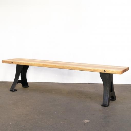 Sitzbank aus Esche