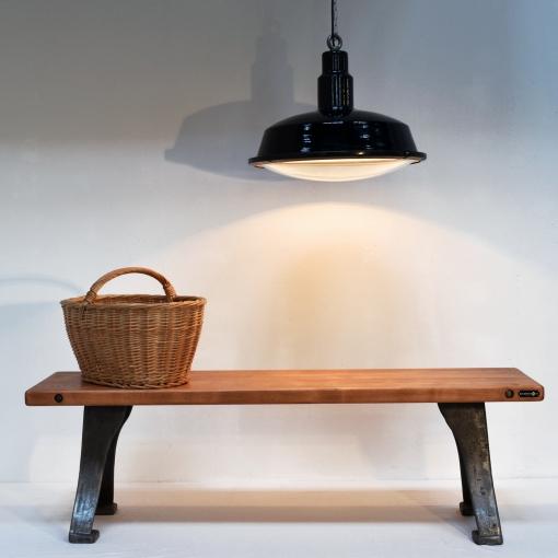 Sitzbank aus Buche