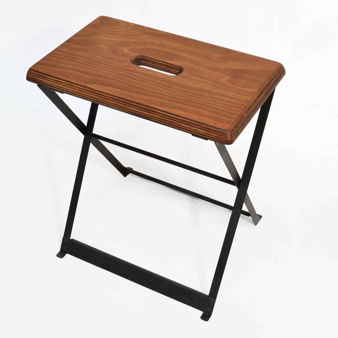 rowac klapphocker hergestellt in leipzig sachsen. Black Bedroom Furniture Sets. Home Design Ideas