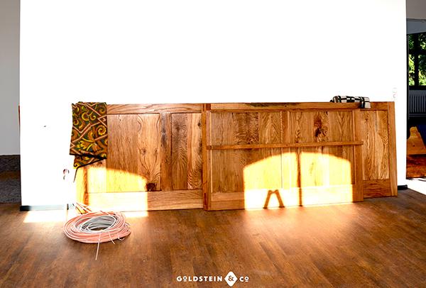 goldstein co die geburtsstunde unserer tischlerei. Black Bedroom Furniture Sets. Home Design Ideas