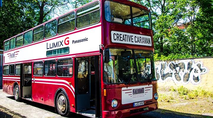 Umbau eines historischen Doppeldeckerbusses