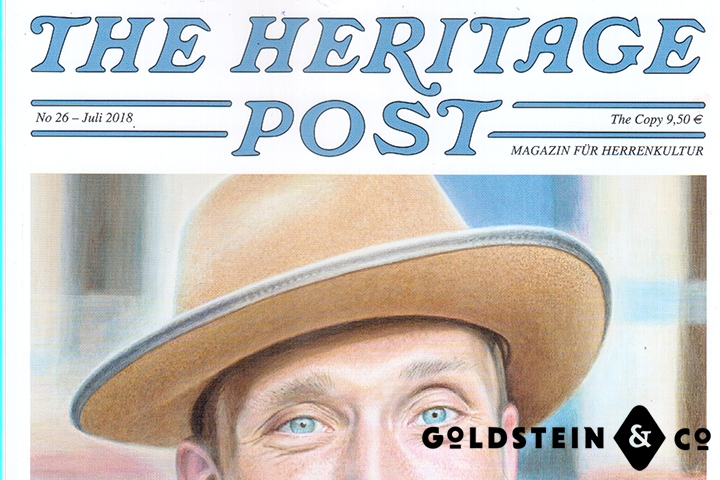 Goldstein & Co. in der Heritage Post